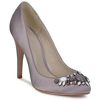 Shoes Women Court shoes Bourne KITTY Grey