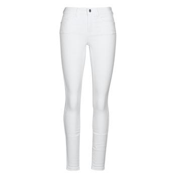 material Women slim jeans Vero Moda VMSEVEN White