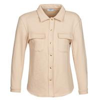 material Women Jackets / Blazers Betty London MOUCHE Beige