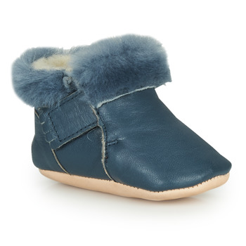 Shoes Children Slippers Easy Peasy FOUMOU Blue