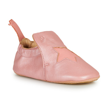 Shoes Children Slippers Easy Peasy BLUBLU ETOILE Pink