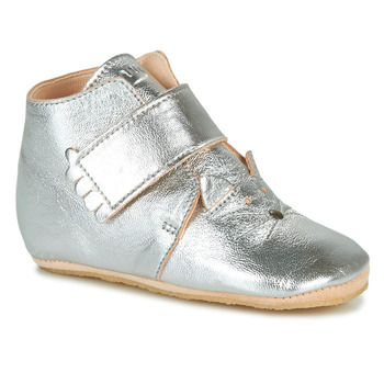 Shoes Girl Slippers Easy Peasy KINY CHAT Silver