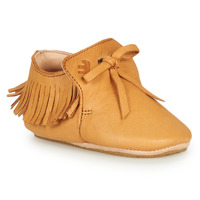 Shoes Children Slippers Easy Peasy MEXIBLU Cognac