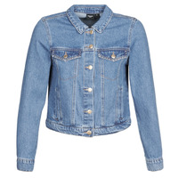 material Women Denim jackets Vero Moda VMMIKKY Blue / Medium