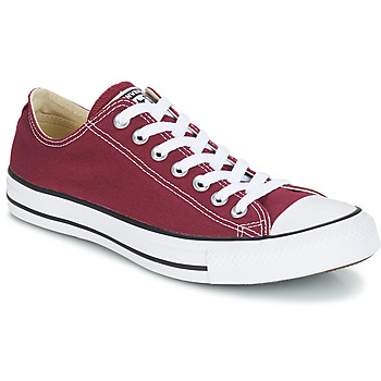 Shoes Low top trainers Converse CHUCK TAYLOR ALL STAR CORE OX Bordeaux