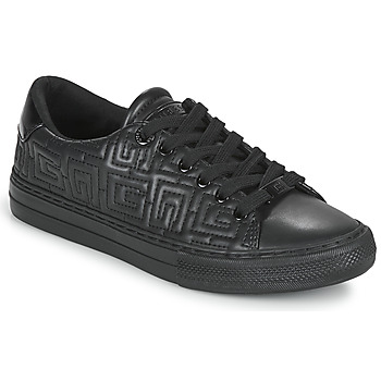 Shoes Women Low top trainers Guess GOLDENN Black