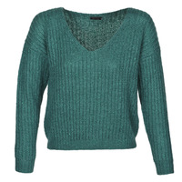material Women jumpers Ikks BR18025 Green
