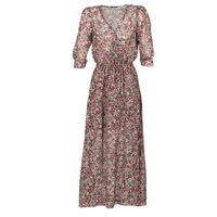 material Women Long Dresses Ikks BR30065 Multicolour