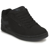 Shoes Men Low top trainers Etnies FADER Black