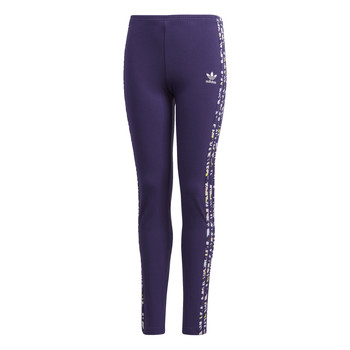 material Girl leggings adidas Originals SOLID LEGGINGS Violet