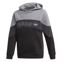 material Boy sweaters adidas Originals BX 2.0 HOODIE Grey / Black