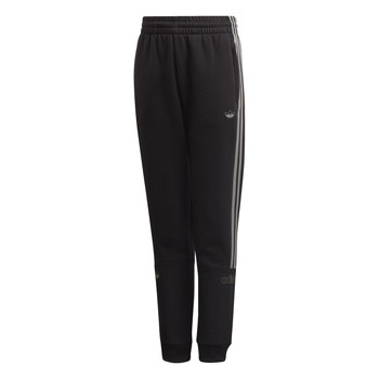 material Boy Tracksuit bottoms adidas Originals BX 2.0 PANTS Black / Grey