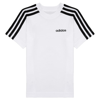 material Boy short-sleeved t-shirts adidas Performance YB E 3S TEE White