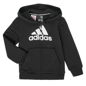 material Boy sweaters adidas Performance B MH BOS FZ FL Black