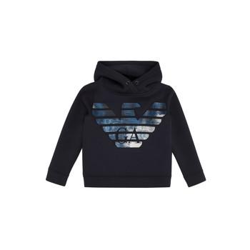 material Boy sweaters Emporio Armani 6H4MA9-1JDSZ-0920 Marine