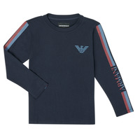 material Boy Long sleeved shirts Emporio Armani 6H4TJD-1J00Z-0920 Marine