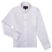 material Boy long-sleeved shirts Emporio Armani 8N4CJ0-1N06Z-0100 White