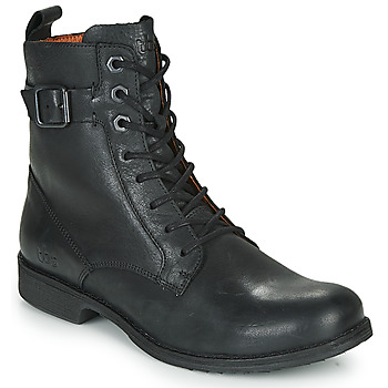 Shoes Women Mid boots TBS MADELON Black