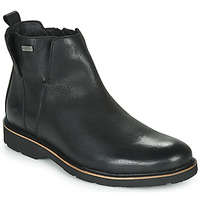 Shoes Men Mid boots TBS PRASTOL Black