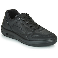 Shoes Men Low top trainers TBS ALBANA Black
