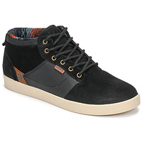 Shoes Men Skate shoes Etnies JEFFERSON MID Black