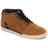 Shoes Men Skate shoes Etnies JEFFERSON MID Brown / Black