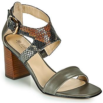 Shoes Women Sandals JB Martin 1NAWELI Olive