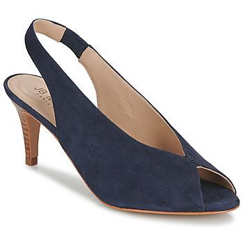 Shoes Women Sandals JB Martin PIM Black