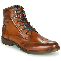Shoes Men Mid boots Bugatti NOL Brown