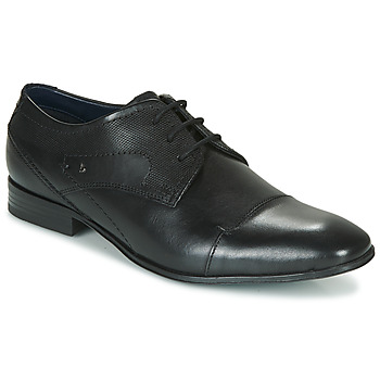 Shoes Men Derby shoes Bugatti NEL Black