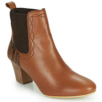 Shoes Women Ankle boots Ravel MOA Camel