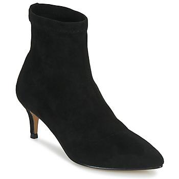Shoes Women Ankle boots Ravel MADRUGA Black