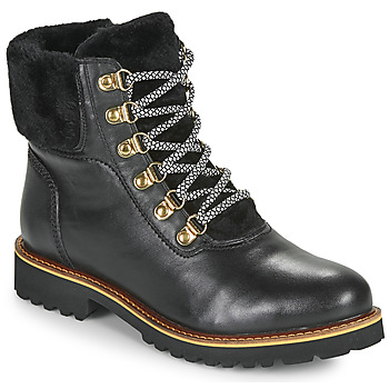 Shoes Women Mid boots Ravel PINAR Black