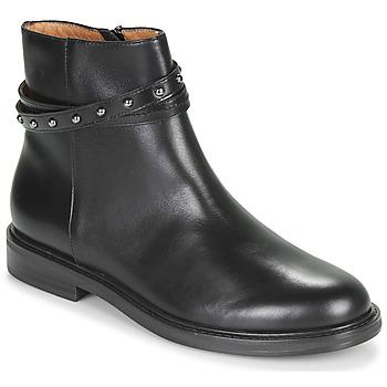 Shoes Women Mid boots Karston OVMI Black