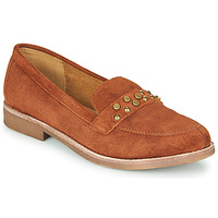 Shoes Women Loafers Karston ACALI Ocre tan