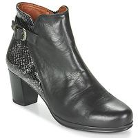 Shoes Women Ankle boots Karston TUCKO Black