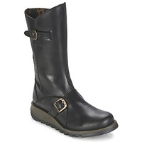 Shoes Women Boots Fly London MES 2 Black