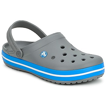 Shoes Clogs Crocs CROCBAND Grey / Ocean