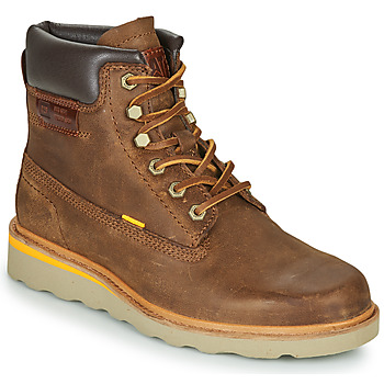 Shoes Men Mid boots Caterpillar JACKSON HI Brown