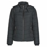 material Women Duffel coats Armani Exchange 8NYB12 Black