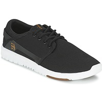 Shoes Men Low top trainers Etnies SCOUT Black / White