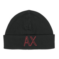 Accessorie Men hats Armani Exchange 6HZ41H-ZMN4Z-1200 Black