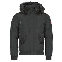 material Men Parkas Deeluxe SHARK Black