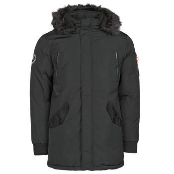 material Men Parkas Deeluxe SHARKSON Black