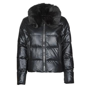 material Women Duffel coats Deeluxe BLANDINE Black