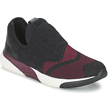 Trainers Ash SODA Black / BORDEAUX 350x350