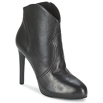 Shoes Women Low boots Ash BLOG Black