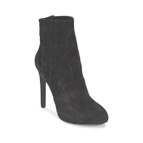 Shoes Women Ankle boots Ash BOO Black