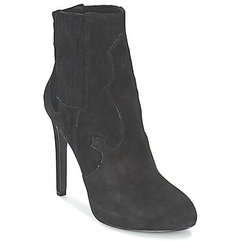 Ankle boots / Boots Ash BOO Black 350x350