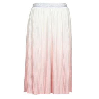 material Women Skirts Only ONLDIPPY White